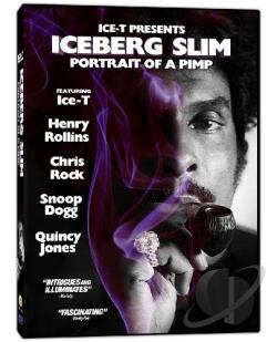 Iceberg Slim: Portrait of a Pimp DVD Cover Art