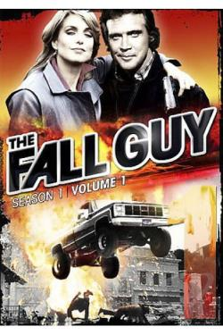 Fall Guy - Season 1: Volume 1 DVD Cover Art