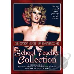 School Teacher Collection DVD Cover Art