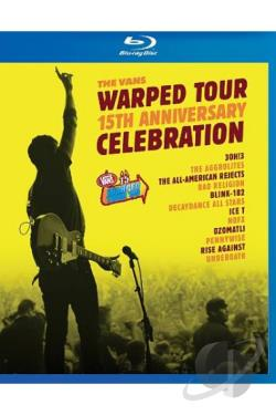 Vans Warped Tour 15th Anniversary Celebration BRAY Cover Art