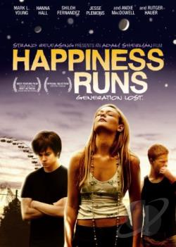 Happiness Runs DVD Cover Art