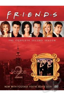 Friends - The Complete Second Season movie
