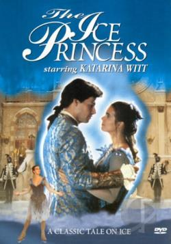Ice Princess DVD Cover Art