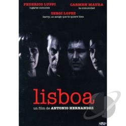 Lisboa DVD Cover Art