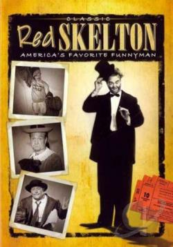 Classic Red Skelton: America's Favorite Funnyman DVD Cover Art