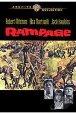 Rampage DVD Cover Art