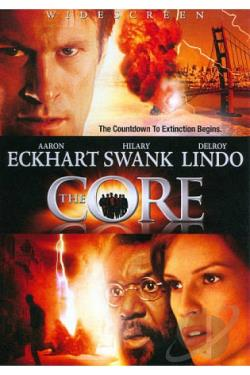 Core DVD Cover Art