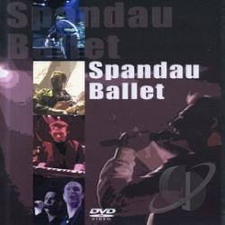 Spandau Ballet - Classic Rock Legends DVD Cover Art