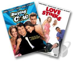 Buying the Cow/Love Stinks DVD 2-Pack DVD Cover Art