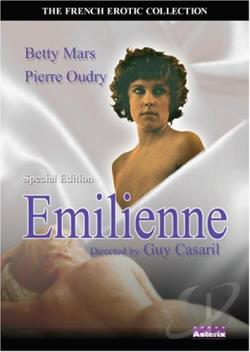 Emilienne DVD Cover Art