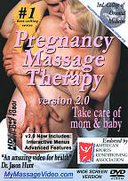 Pregnancy Massage Therapy: Taking Care of Mother & Baby, Vol. 2 DVD Cover Art