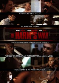 In Harm's Way DVD Cover Art