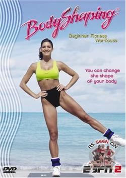 Bodyshaping - Beginner Fitness Workouts DVD Cover Art
