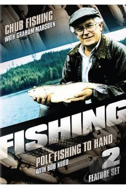 Fishing - Chub Fishing/ Pole Fishing to Hand DVD Cover Art