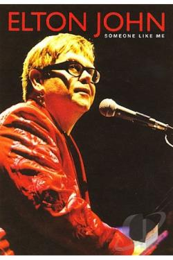 Elton John - Someone Like Me DVD Cover Art