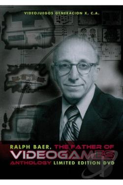 Ralph Baer, The Father of Videogames DVD Cover Art