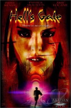 Hell's Gate DVD Cover Art