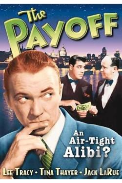 Payoff DVD Cover Art