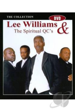 Lee Williams & the Spiritual QC's: The Collection DVD Cover Art
