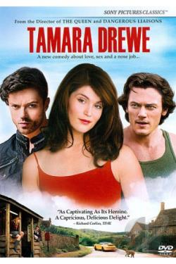 Tamara Drewe DVD Cover Art