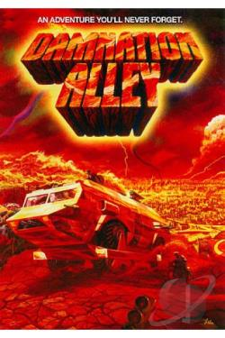 Damnation Alley DVD Cover Art