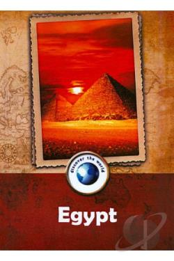 Discover the World: Egypt DVD Cover Art