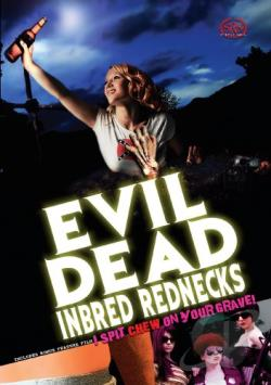 Evil Dead Inbred Rednecks DVD Cover Art