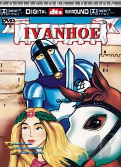 Ivanhoe DVD Cover Art