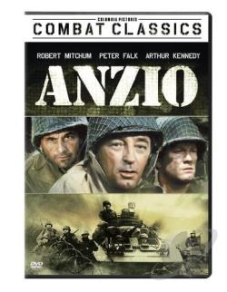 Anzio DVD Cover Art