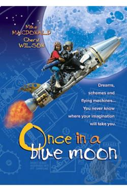 Once In A Blue Moon DVD Cover Art