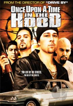 Once Upon a Time in the Hood DVD Cover Art