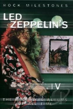 Led Zeppelin's IV DVD Cover Art