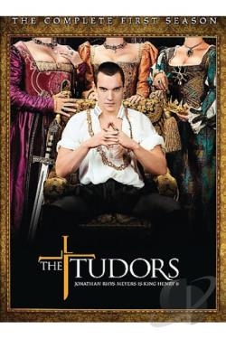 Tudors - The Complete First Season DVD Cover Art