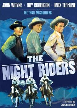 Night Riders DVD Cover Art