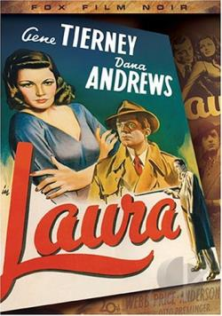 Laura DVD Cover Art