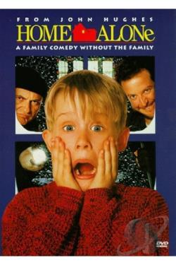 Home Alone Family Fun Edition DVD Cover Art