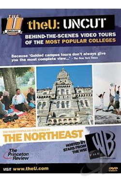 U: Uncut College Tour - The Northeast DVD Cover Art