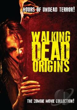 Walking Dead Origins DVD Cover Art