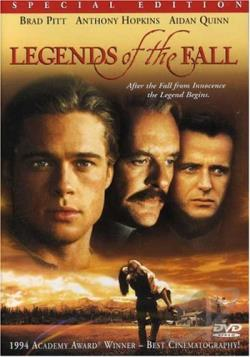 Legends of the Fall DVD Cover Art