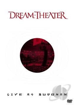 Dream Theater - Live at Budokan DVD Cover Art