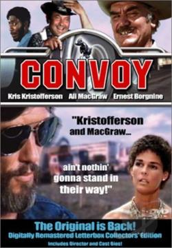 Convoy DVD Cover Art