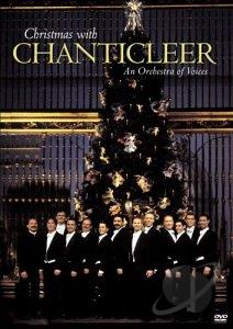 Chanticleer - Christmas with Chanticleer: An Orchestra of Voices DVD Cover Art
