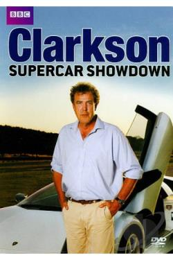 Clarkson: Supercar Showdown DVD Cover Art