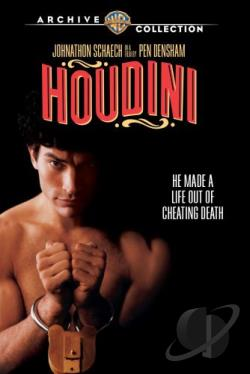 Houdini DVD Cover Art