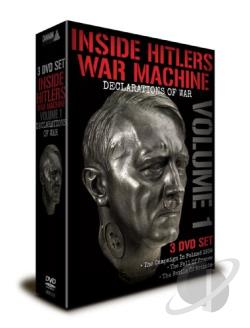 Inside Hitlers War Machine Declaration O DVD Cover Art