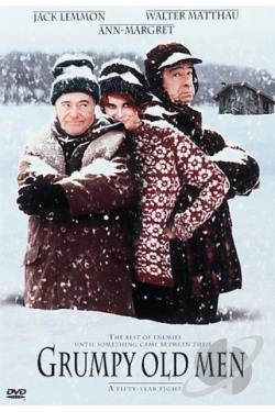 Grumpy Old Men/Grumpier Old Men DVD Cover Art