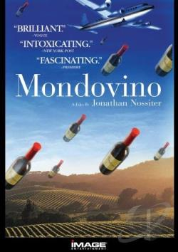 Mondovino DVD Cover Art