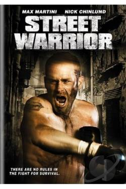 Street Warrior DVD Cover Art