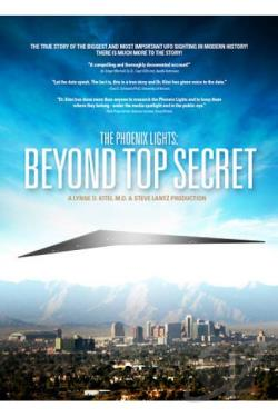 Phoenix Lights: Beyond Top Secret DVD Cover Art