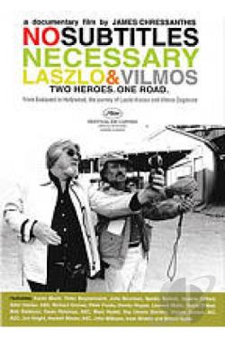 No Subtitles Necessary: Laszlo & Vilmos DVD Cover Art